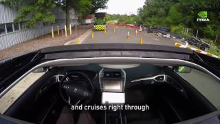 Download NVIDIA AI Car Demonstration Video
