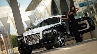 Download Rolls Royce Wraith Video