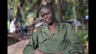 Download Meet an American citizen fighting with South Sudan's rebels Video