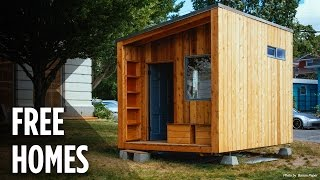 Download Can Tiny Homes Solve Homelessness In The U.S.? Video