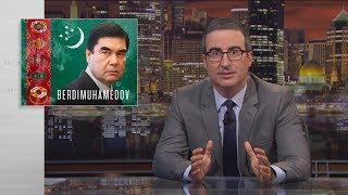 Download Gurbanguly Berdimuhamedov: Last Week Tonight with John Oliver (HBO) Video