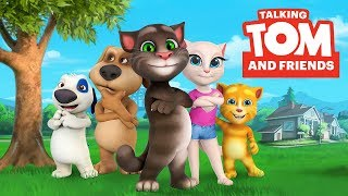 Download Talking Tom and Friends - LIVE Stream 24/7 TV Video