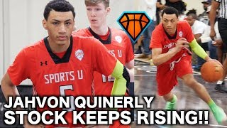 Download Jahvon Quinerly Makes The Game Look EFFORTLESS!! | Brings The Jelly to the West Coast Video