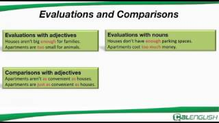 Download Evaluations and Comparisons Video