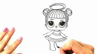 Lol Confetti Pop 3seri Lol Bebek Nasıl çizilir How To Draw An Lol
