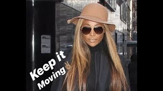 Download Cynthia Bailey Leaves Mike Hill & More Celebrity Gossip, Tea & Shade Video
