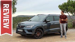 Download Seat Cupra Ateca mit 300 PS im Test: Fahrbericht, Sound & Ausstattung im Review Video