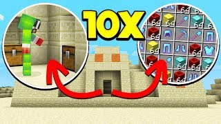 Download HOW TO GET 10X LOOT IN MINECRAFT! *LEGIT!* Video