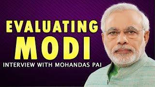 Download Evaluating Modi: Interview with Mohandas Pai Video