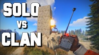 Download SOLO Player BANKRUPTS a CLAN - Rust Video