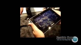 Download Blackberry PlayBook Hands-on Video Video