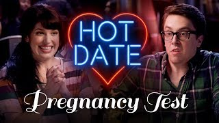 Download The Wrong Way to Reveal Your Pregnancy Test | HOT DATE Video