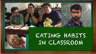 Download Eating habits in classroom Video
