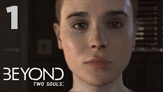 Download THE REAL BABY J!? | Beyond Two Souls | Lets Play - Part 1 Video