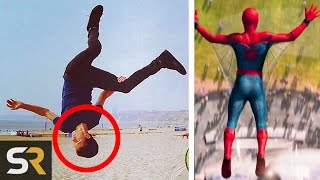 Download 10 Superhero Actors Who Can Do Superhero Things! Video