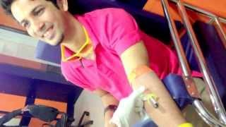Download fun at blood test :) mudassar khan Video