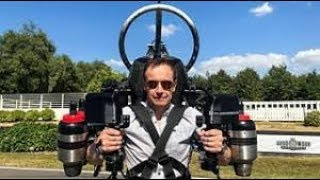 Download Lift off with a personal aerial vehicle - BBC Click Video