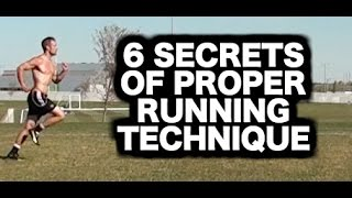 Download How to run properly | Proper running form | Running technique and mechanics Video