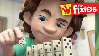 Download The Fixies ★ The Chain Reaction and More ★ Fixies English 2017 | Cartoon For Kids Video