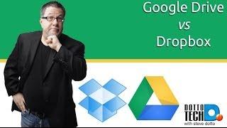 Download Dropbox vs Google Drive Video