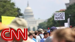 Download Dueling rallies protest in Washington Video