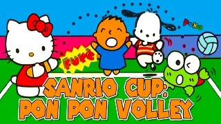 Download HELLO KITTY! | Sanrio Cup Famicom | Darby and Lauralee Play Video