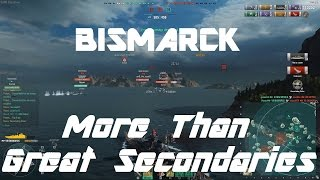 Download Bismarck - Avoid Over-reliance On Secondaries [209k damage] Video