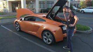 Download My Lamborghini Broke Down Video