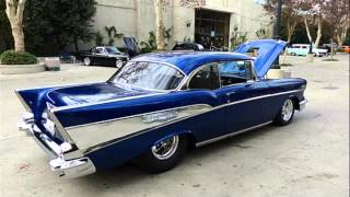 Download 1957 chevy pro street Video