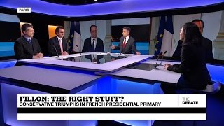 Download The right stuff? Conservative Fillon triumphs in French presidential primary (part 1) Video