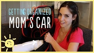 Download TIPS | GETTING ORGANIZED: MOM'S CAR Video