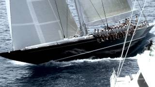 Download J Class Sailing Racing Promotional Video - HD Video