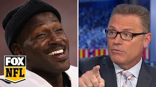 Download Antonio Brown is a 'team destroyer', says former Raider Howie Long | FOX NFL Video