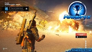Download Just Cause 3 - You're Outta Here! Trophy / Achievement Guide (Plant Booster Explosive on Enemy) Video
