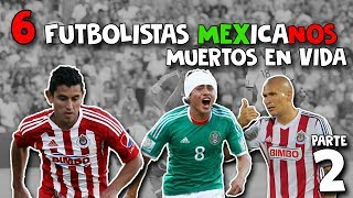 Download 6 FUTBOLISTAS MEXICANOS MUERTOS en VIDA - PARTE 2 | TopFutMX Video