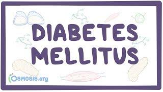 Download Diabetes mellitus (type 1, type 2) & diabetic ketoacidosis (DKA) Video