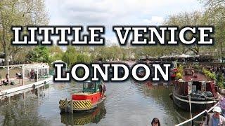 Download Little Venice Clifton Nurseries London Canal Cavalcade Video