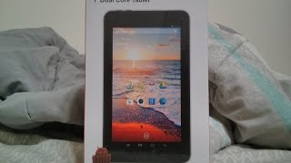 Download $20 Android Tablet Double Power DPA23D from Walmart Video