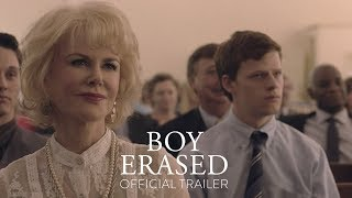 Download BOY ERASED – Official Trailer [HD] – In Theaters November Video