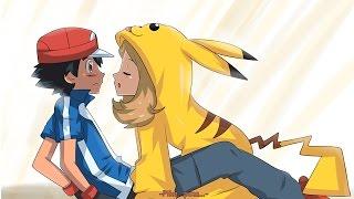 Download !!SERENA BESA A ASH!! ultimo capitulo de pokemon xyz Video