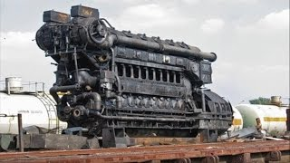 Download Big Engines Starting Up Video