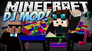 Download Minecraft | DJ PARTY MOD! (Dr Trayaurus' Ultimate Party!) | Mod Showcase Video