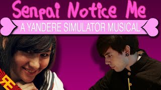 Download Senpai Notice Me: A Yandere Simulator Musical (feat. Nathan Sharp) Video