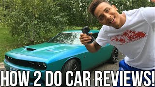 Download How To Make Your Own Car Review Videos!! Here's How I Do It.. Video