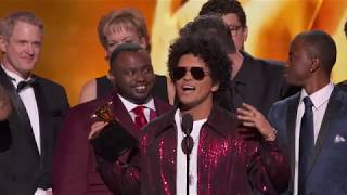 Download Bruno Mars Wins Album Of The Year | Acceptance Speech | 60th GRAMMYs Video