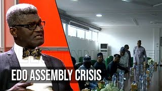 Download House Of Reps Has No Power To Look Into Edo Assembly Crisis - Quakers Video