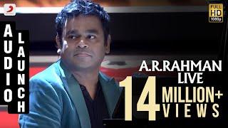 Download Mersal - Audio Launch A R Rahman Performance | Vijay | Samantha, Kajal, Nithya Menen | Atlee Video