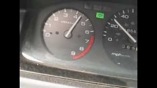 Download 95 Civic Turbo D16 Video