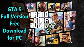 Download How to download GTA 5 for pc with licence key 1000%working Video
