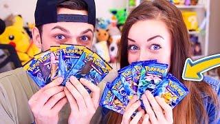 Download EPIC Pokemon Card CHALLENGE! (Ali vs Clare) Video